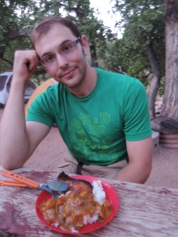 clark and dinner