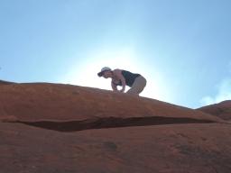 momo crouch crawl